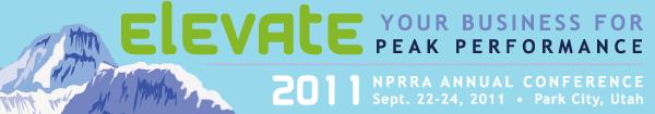 NPRRA 2011 conference logo